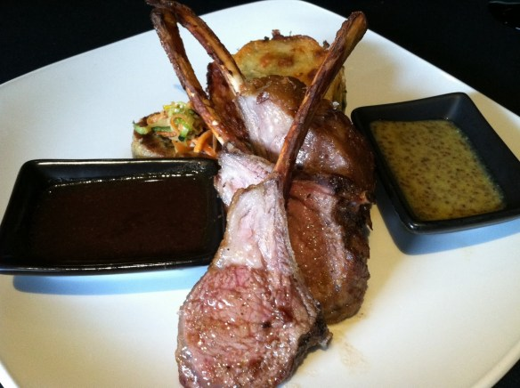 Rack of lamb ANZU