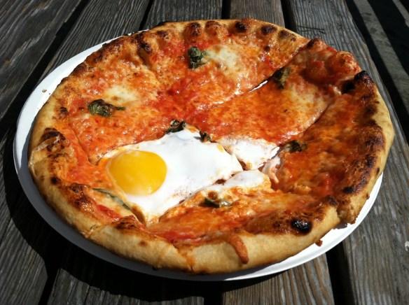 Margherita Pizza Politana