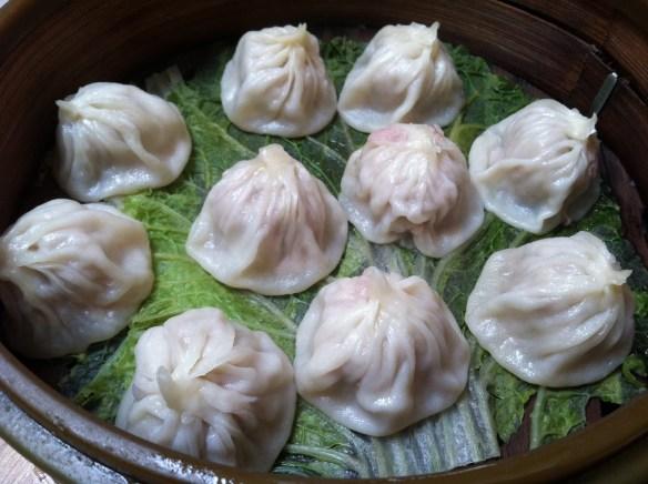 Xiao long bao Shanghai Dumpling King