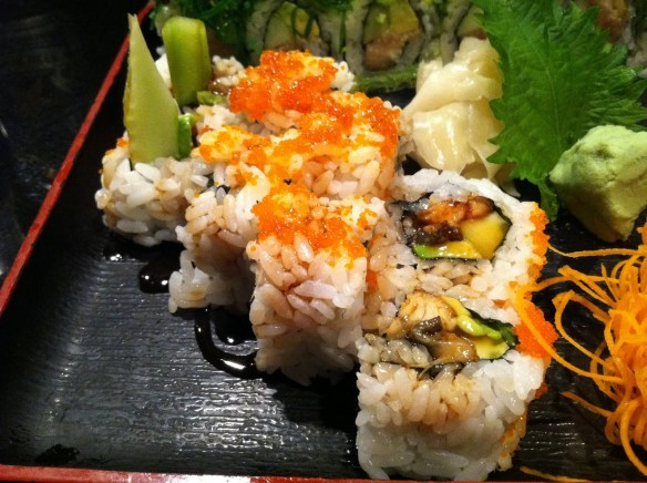 Rock n roll Crazy Sushi
