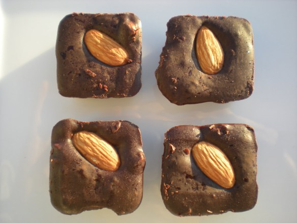 Almond goji berry chocolates Benchic Chocolate