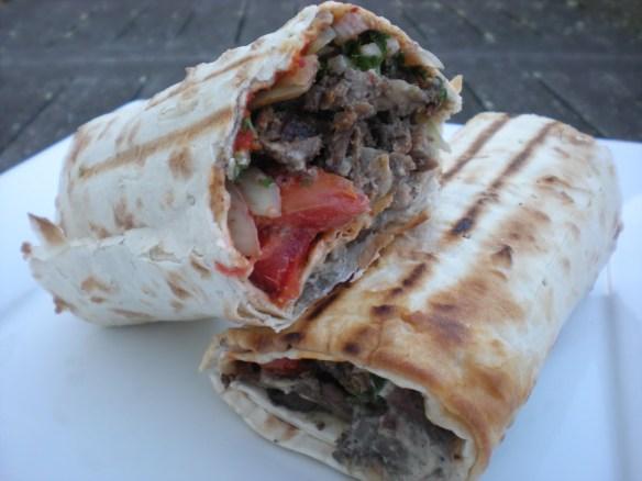 Lamb Shawerma Truly Mediterranean