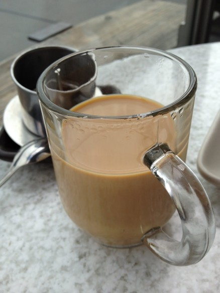 Vietnamese coffee The Slanted Door
