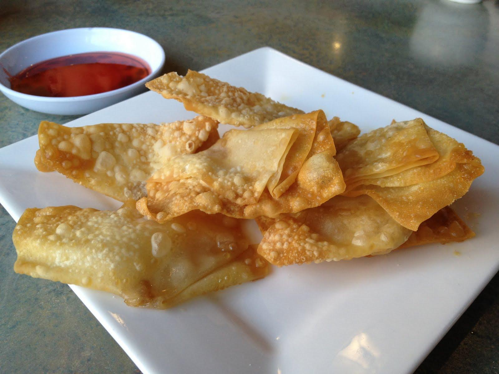 Chinese Fried Wonton Recipes — Dishmaps