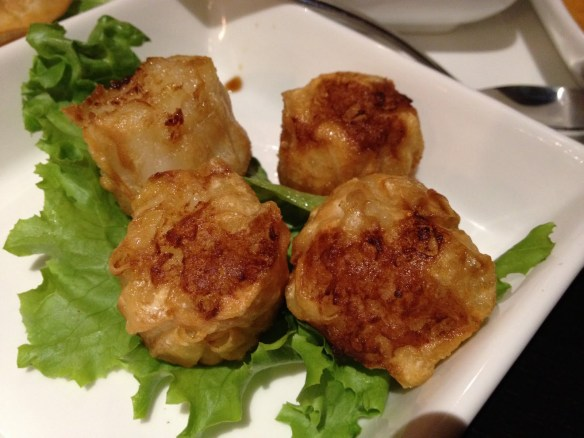 Fried shumai Krua Thai
