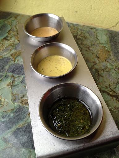 Aji sauces Limon Rotisserie