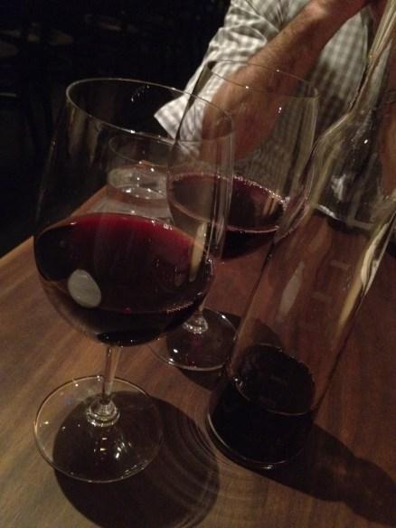 Frances red wine