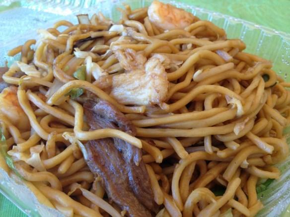 Chef Wang Restaurant chow mein