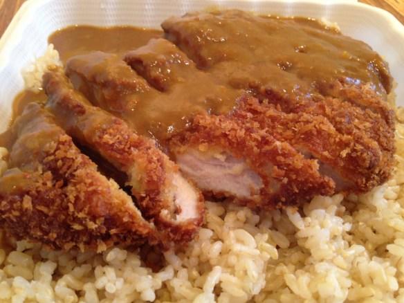 Katsu curry Muracci's Japanese Curry & Grill
