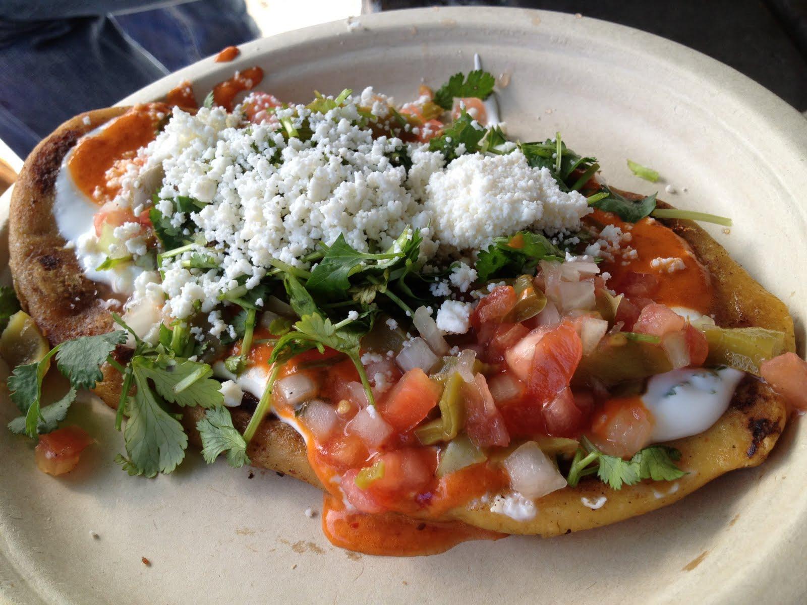 Vegan Food In La Mexican