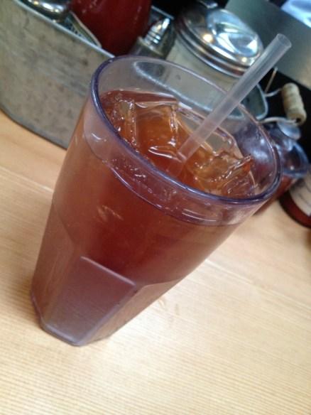 Watermelon tea Brenda's French Soul Food