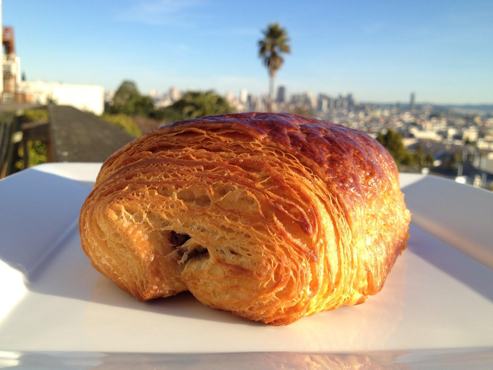 Double pain au chocolat – Tartine Bakery | Vittle Monster  Double pain au ...
