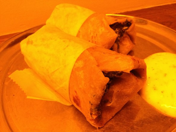 Kati rolls Kasa Indian Eatery