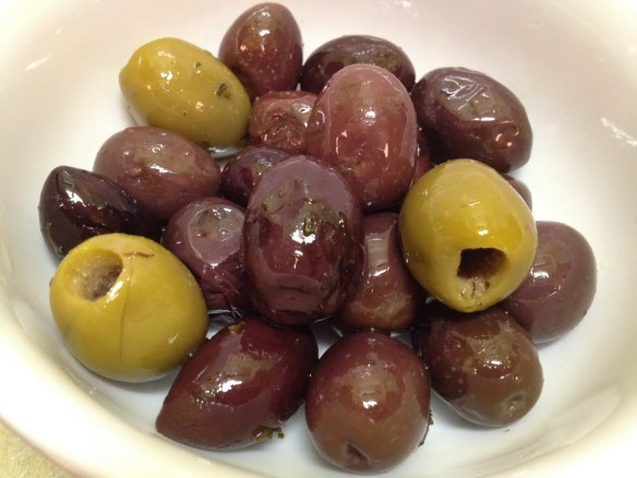 Mixed olives Safeway
