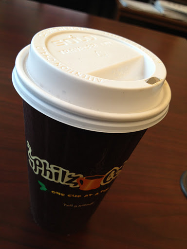 Jacob's Wonderbar Brew Philz Coffee