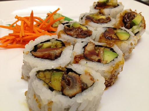 Rock 'n roll sushi Safeway
