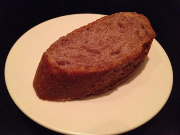Walnut bread Benu