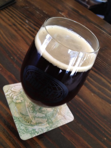 Deep Ellum Dubbel beer Magnolia Pub and Brewery