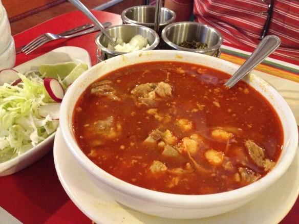 Pozole San Jalisco Mexican Restaurant