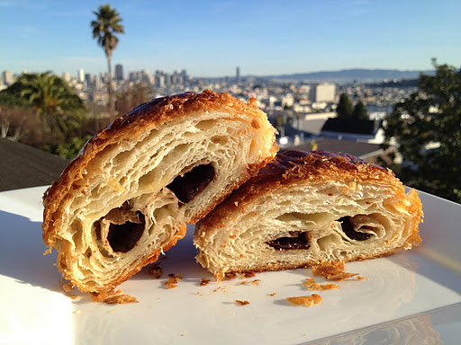 Double pain au chocolat Tartine Bakery