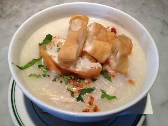 Chicken porridge OTD