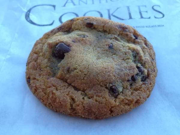 Classic chocolate chip cookie Anthony's Cookies