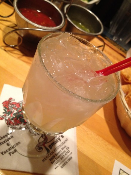Margarita Tommy's Mexican Restaurant