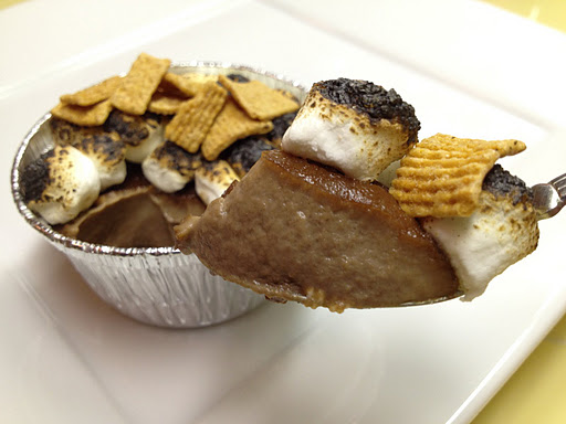 S'mores The Creme Brulee Cart