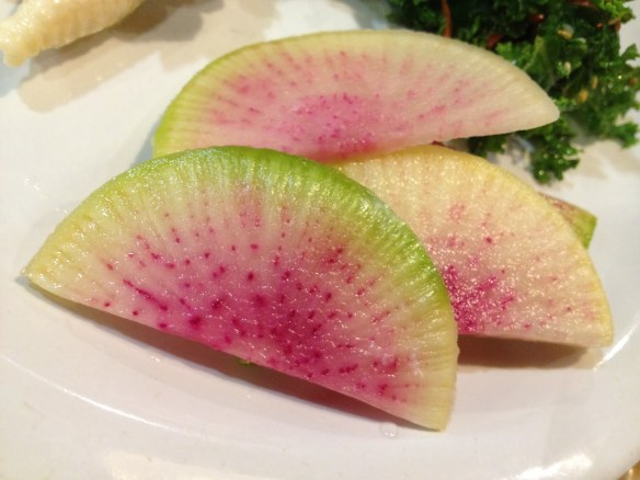 Watermelon radish Fresh Choice