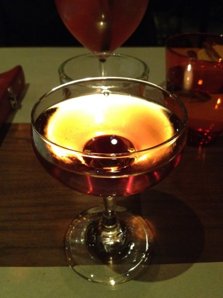 Manhattan cocktail RN74