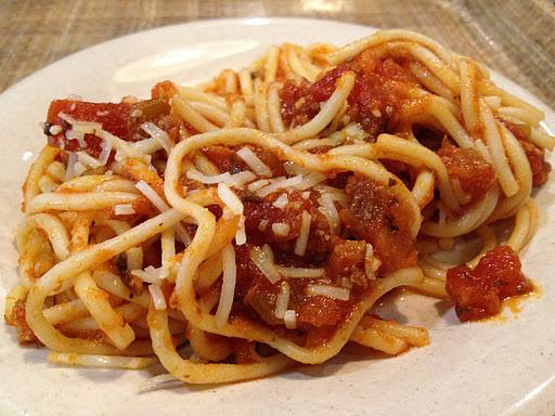 Mama Mia's pasta toss Fresh Choice