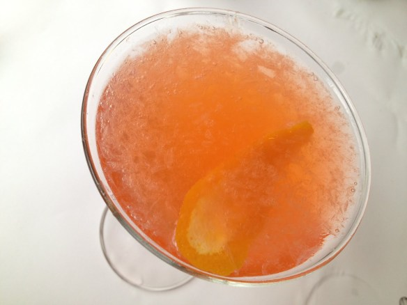 Aperol cocktail Zuni Cafe