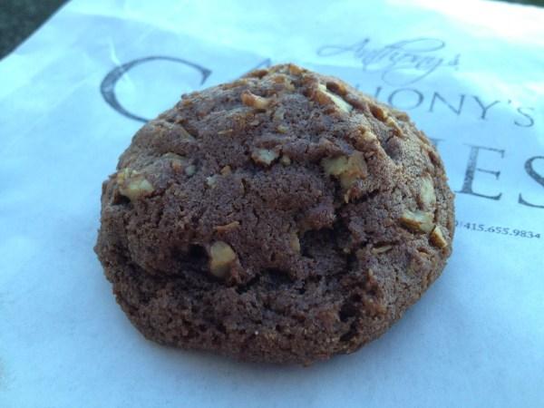 German chocolate cookie Anthony's Cookies