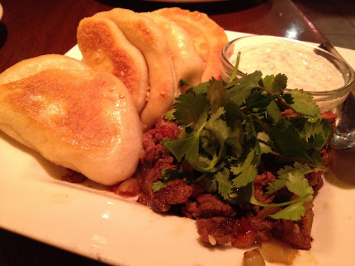 Superior Farms xinjian cumin lamb buns Betelnut Restaurant