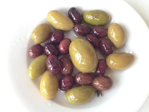 Marinated olives Zuni Cafe