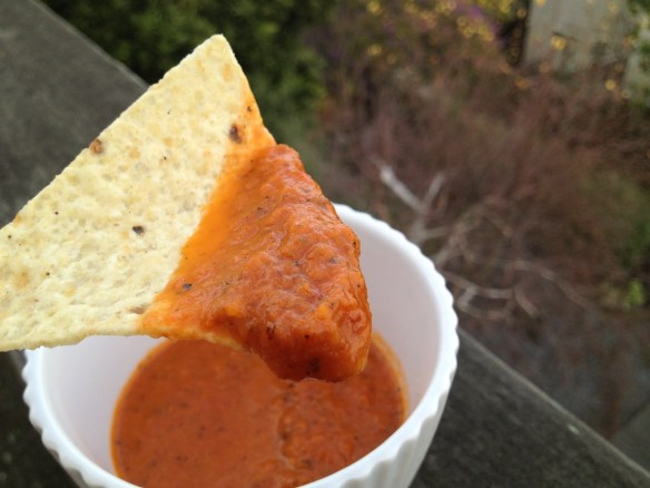 Habanero salsa Papalote Mexican Grill