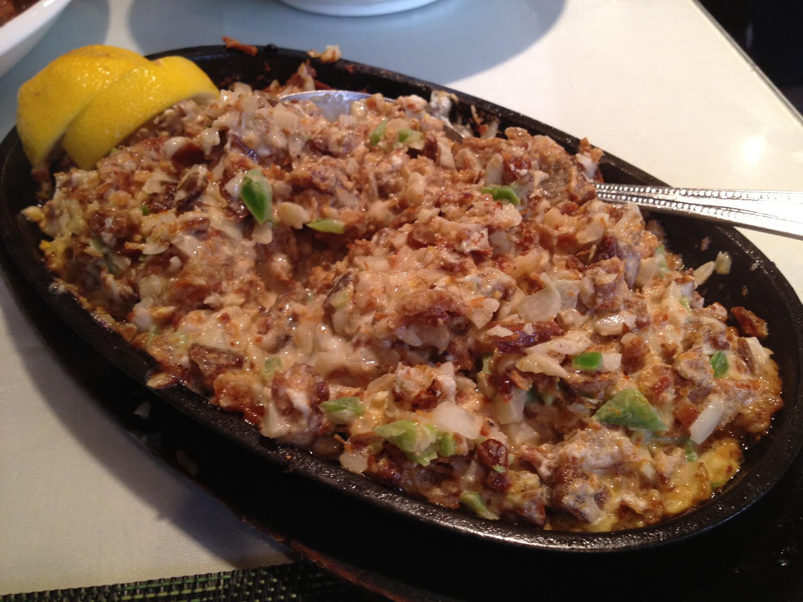 Superior Pork Sisig Patio Filipino