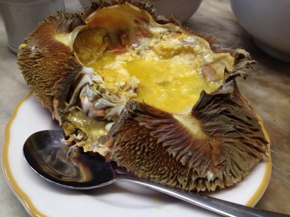 Dungeness crab mustard Swan Oyster Depot