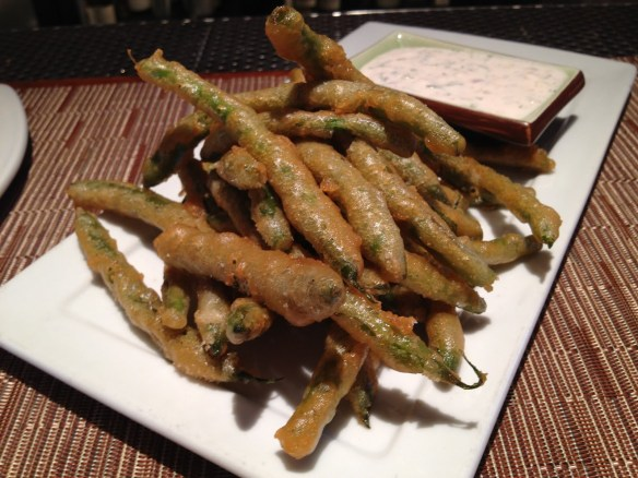 Batter fried green beans COCO500