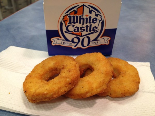 Original chicken rings White Castle