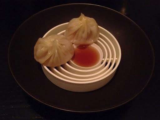 Foie gras xiao long bao Benu
